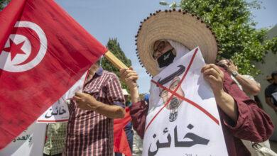 Photo of شاهد: ثبات تونسي على رفض التطبيع وإفشال مؤامرة الإمارات