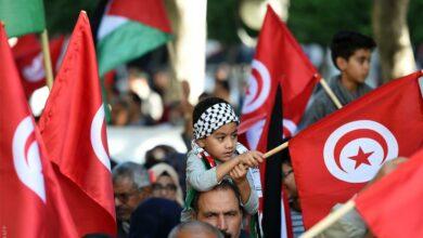 Photo of تونس: تضامن واسع مع الشعب الفلسطيني ورفض لأي محاولة للتطبيع
