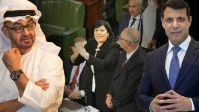 Photo of شاهد:  عبير موسي تتلقى صفعة أخرى بعد مقاطعة أغلب كتل البرلمان للجلسة