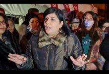 Photo of أكثر من خمسين منظمة وطنية تدين عربدة وبلطجة عبير موسي