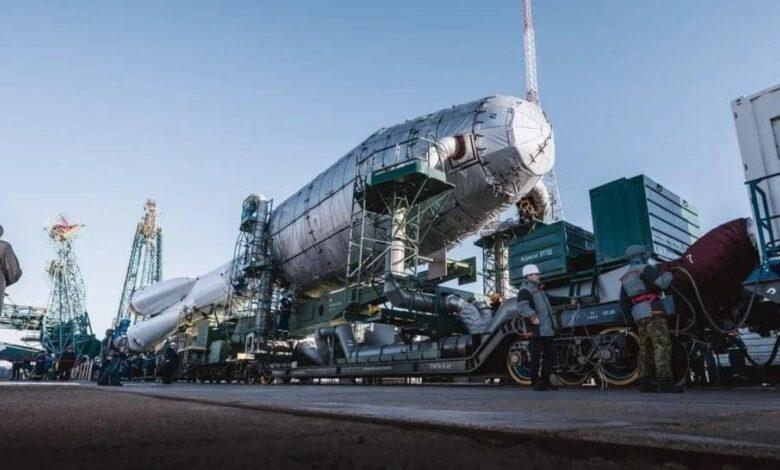 الفضاء الروسية