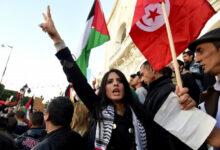 Photo of اتحاد الشغل: سنواصل النضال حتى سن قانون يجرم التطبيع مع الكيان الصهيوني