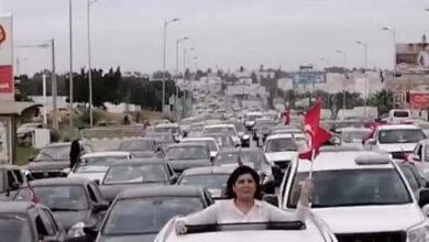 Photo of غضب في مواقع التواصل لتسبب عبير موسي بتعطيل السير في شوارع العاصمة