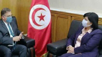 """Photo of """"المراقب التونسي"""" يكشف ما وراء لقاء سفير أمريكا بخليفة المخلوع """"عبير موسي"""""""