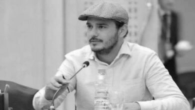 Photo of مواقع التواصل الاجتماعي ترثي الناشط الحقوقي مالك الصغيري