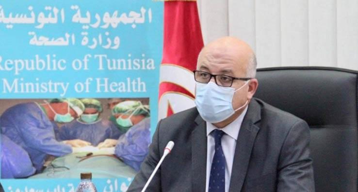 أداء وزير الصحة
