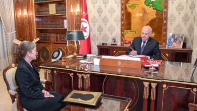 Photo of حكومة تكريس الانقلاب في تونس تؤدّي اليمين الدستورية أمام سعيّد
